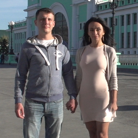 Обмен партнерами в русских семьях дамы