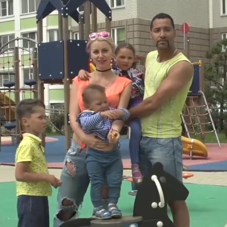 Сексуальный обмен семьями